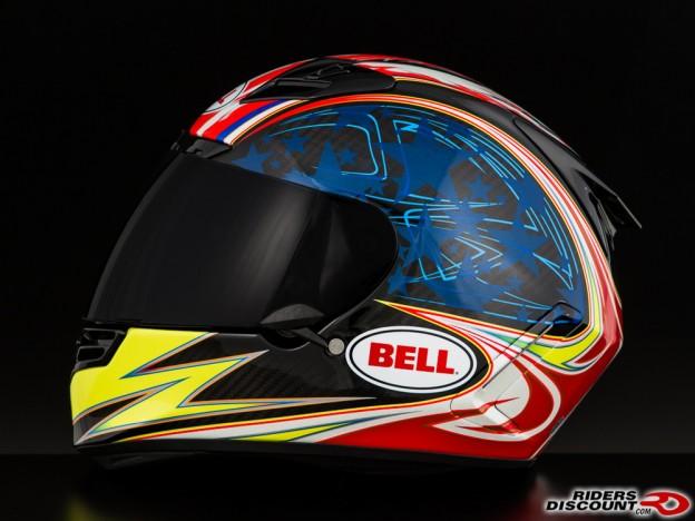 Bell Star Carbon Airtrix Laguna Helmet