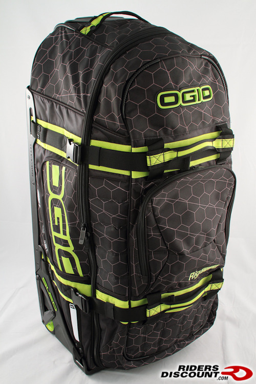Ogio Rig 9800 Le Hive 1 Raw Limited Edition Gear Bag Quasar Chrome