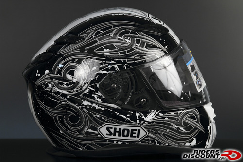 Shoei_rf1100_helmet_hadron_black_white_tc5-2