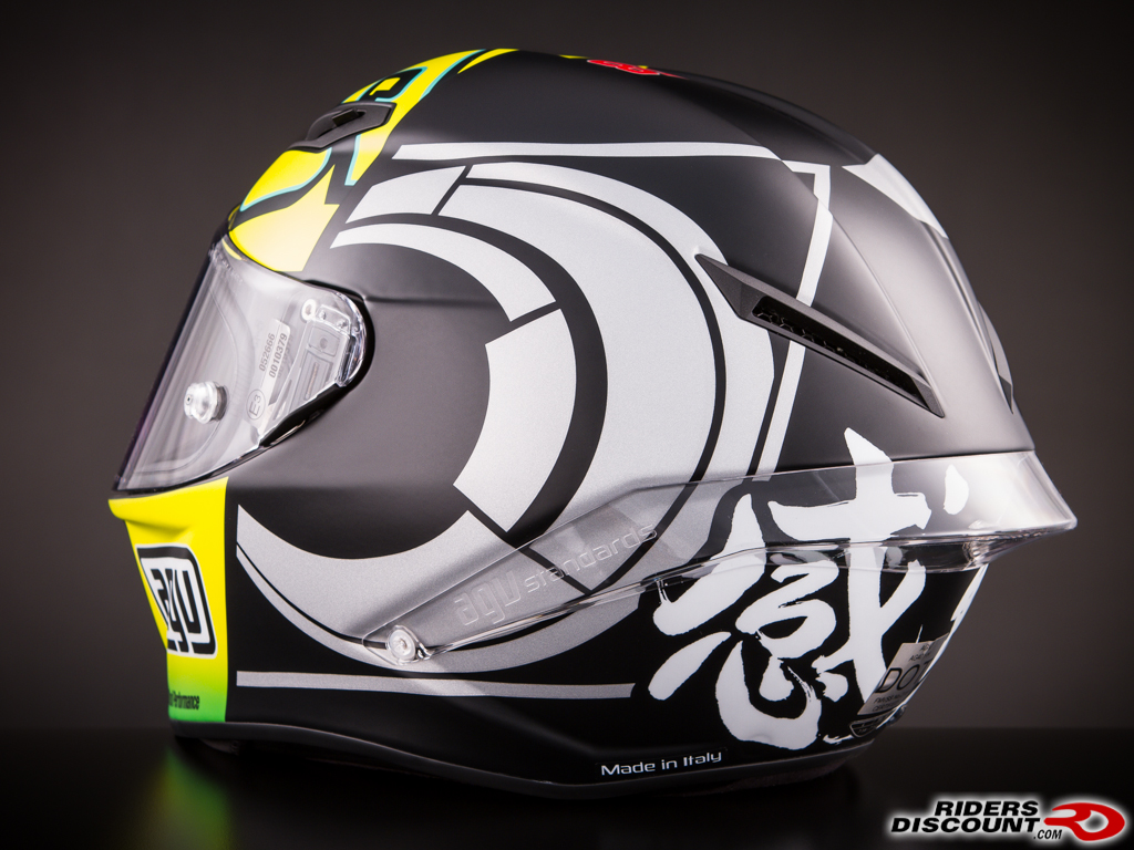 Agv Corsa Valentino Rossi Winter Test Limited Edition