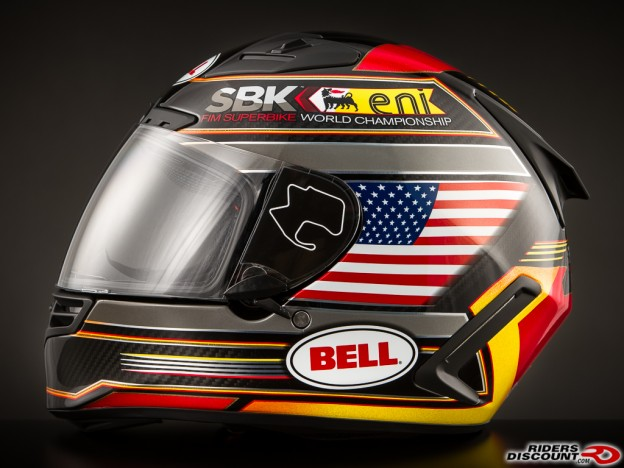 The Bell Star Carbon SBK Laguna Seca Limited Edition