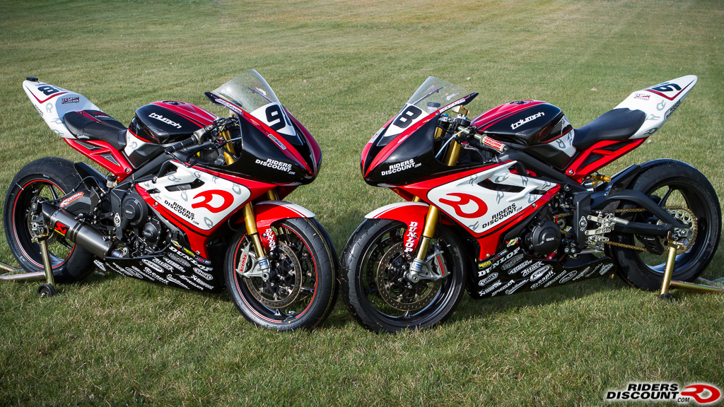 2013 triumph daytona 675r dsb race bikes for sale - riders discount