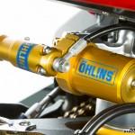 Ohlins TTX MKII Shock (Custom build)