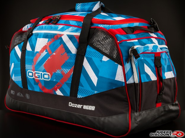 The Ogio Dozer 8600 is shown here in the F11 graphic. More are available, including Stealth Black, and the usual eye-catching designs that Ogio is known for.