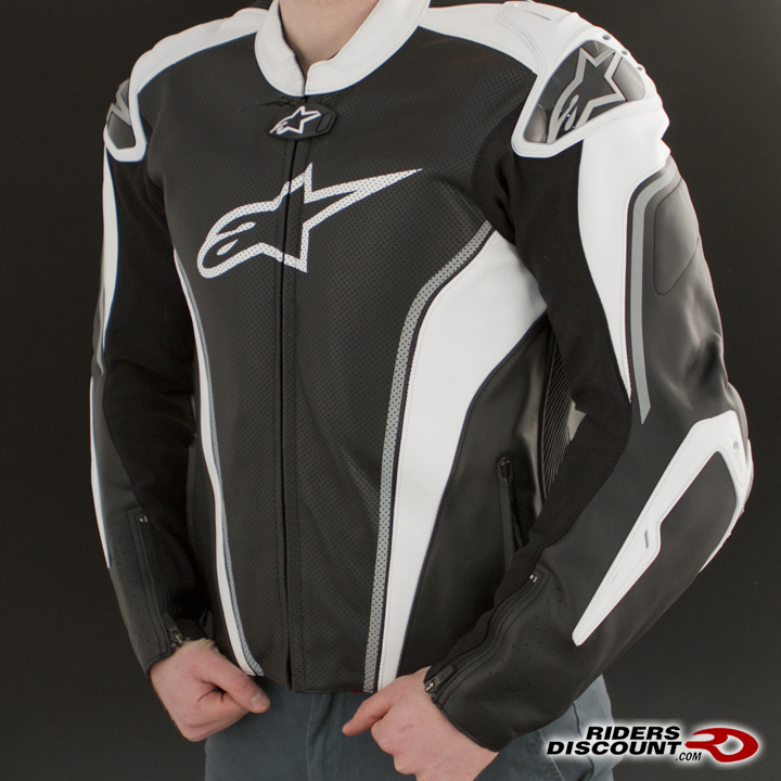 Alpinestars Gp Tech Air Leather Jacket Riders Discount