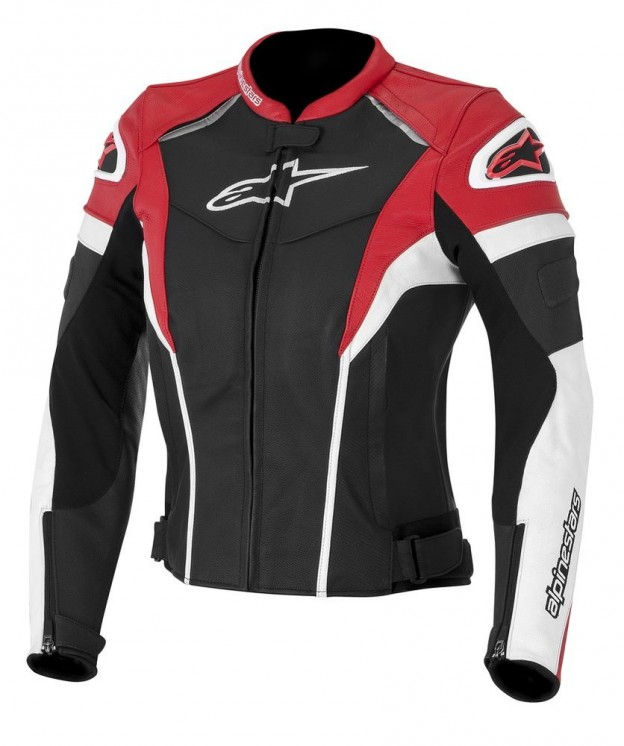 Alpinestars Stella GP-Plus R Leather Jacket