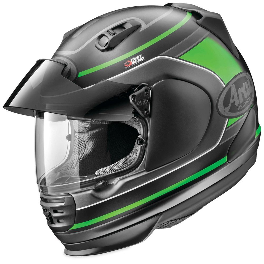 Arai Defiant Pro-Cruise Full Face Helmet - Click Image for More Information