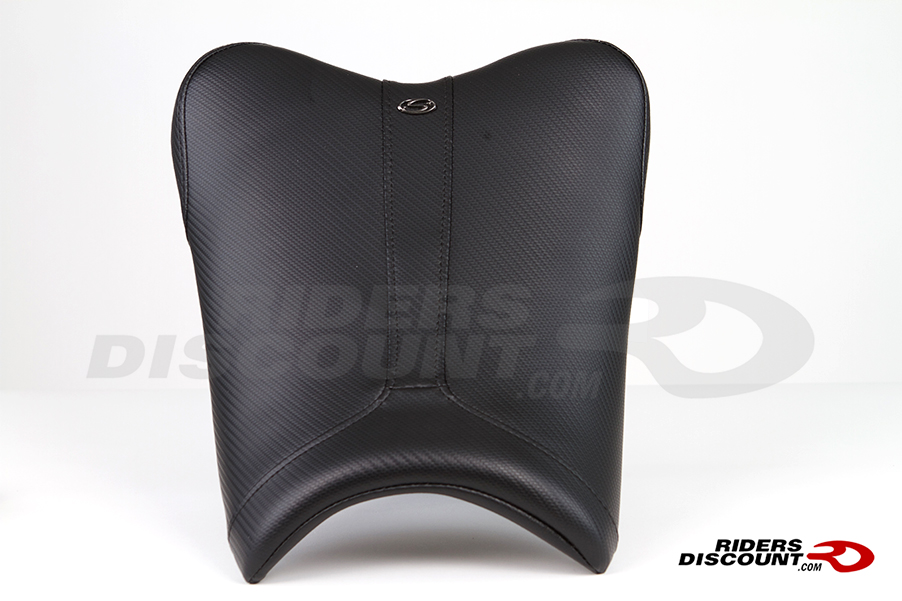 Saddlemen Track-CF Low Solo Seat with Pillion Cover for Kawasaki Ninja 300 13-14 - Click Image to Purchase