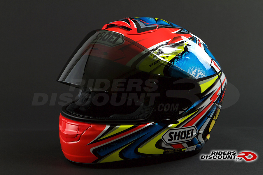 SHOEI X-Twelve Daijiro Kato Memorial Full Face Helmet - Click Image to Purchase