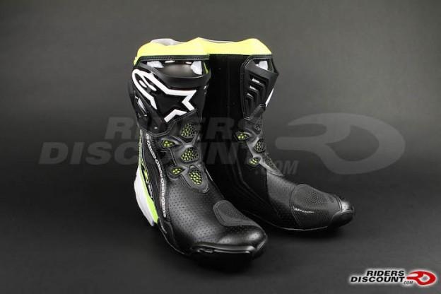 alpinestars_supertech_r_yellow_black_full_front