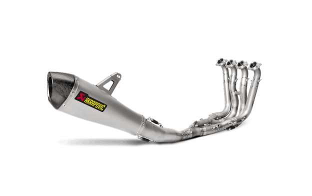 Akrapovic Racing Line Full Exhaust System for BMW S1000RR 2015