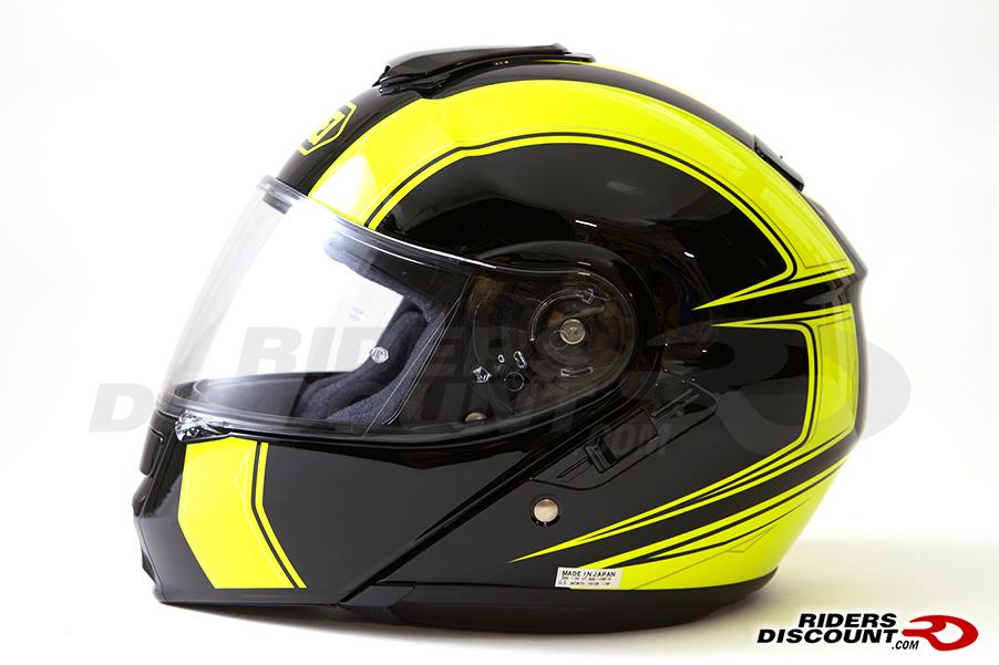 Shoei Neotec Borealis Modular Helmet - Click Image to Purchase - MSRP $752.99