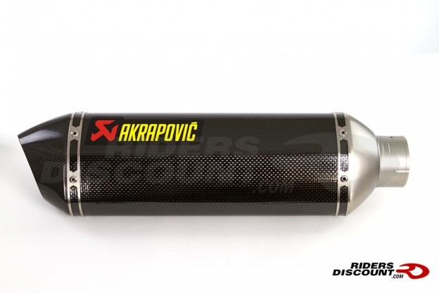 Akrapovic Slip-On Exhaust BMW S1000RR 2015