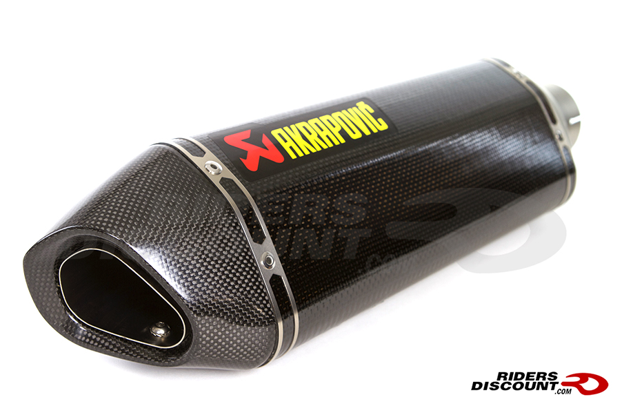Akrapovic Slip-On Exhaust BMW S1000RR 2015 - Click Item to Purchase