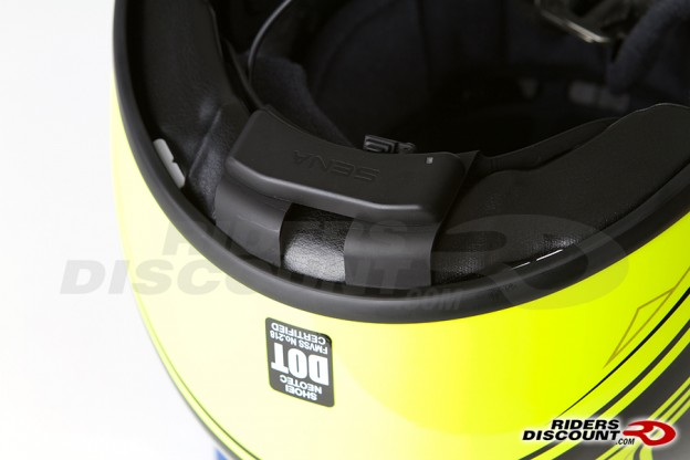 Shoei Neotec Borealis Modular Helmet & Sena 10U Communication System