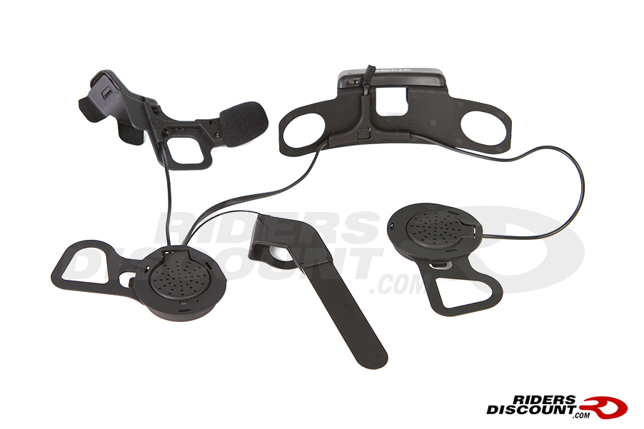 Sena Technologies 10U Communication System w/ Handlebar Remote for Shoei Neotec