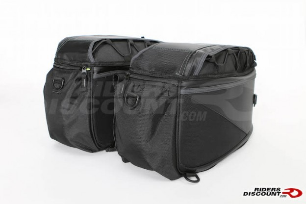 Dowco Fastrax Backwoods Series Saddlebags