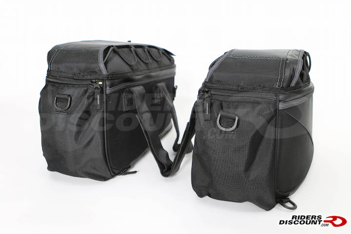 Dowco Fastrax Backwoods Series Saddlebags - Click Item to Purchase