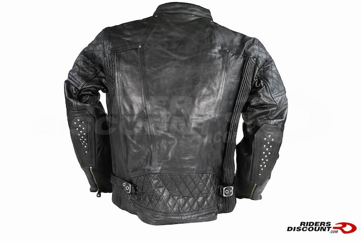Roland Sands Design Clash Leather Jacket - Click Item to Purchase - MSRP $650.00