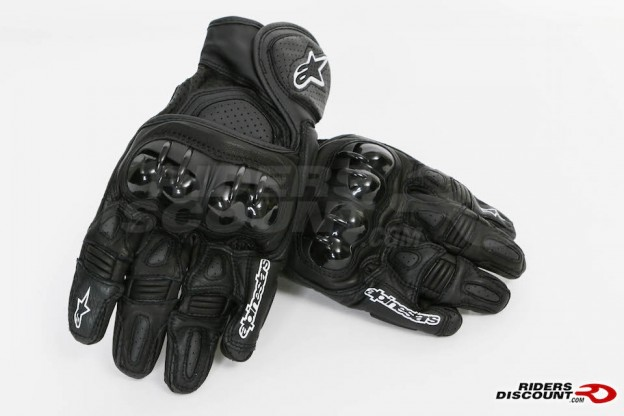 alpinestars_gpx_gloves_black_front_center