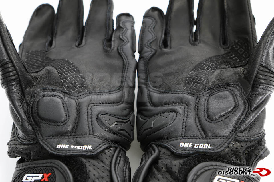 Alpinestars GPX Leather Gloves - Click Item to Purchase