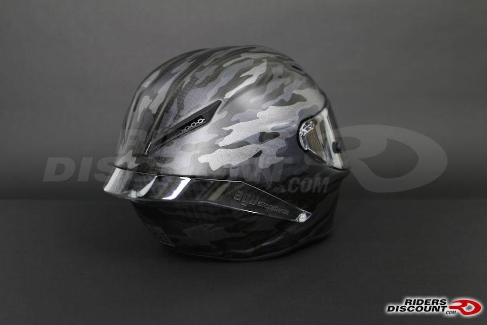 AGV Pista GP Mimetica Helmet - Click Item to Purchase