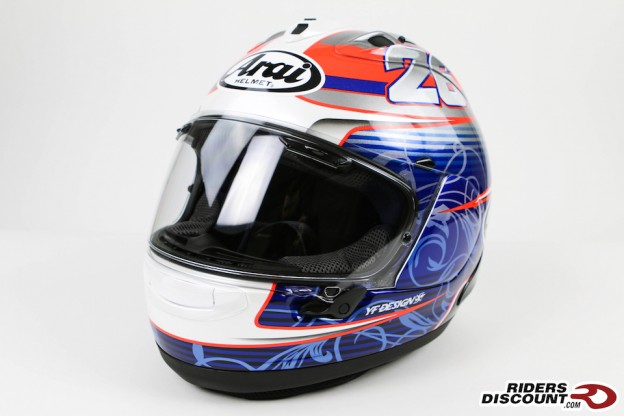 Arai Corsair-X Dani-4 Helmet