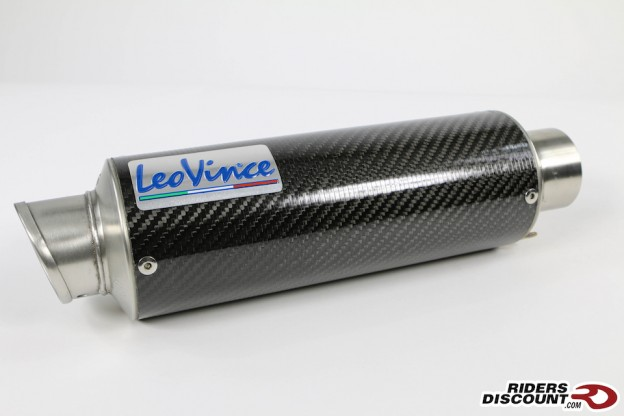 LeoVince GP Corsa Slip-On Exhaust: Kawasaki Ninja 300R