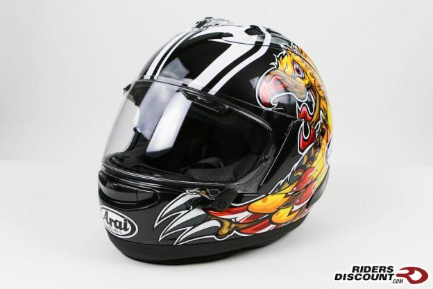 Arai Corsair-X Nakasuga Replica Helmet