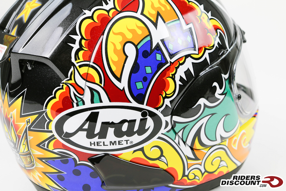 Arai Corsair-X Nakasuga Replica - Click Image to Purchase