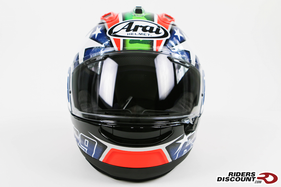 Arai Corsair-X Nicky-6 Replica Helmet