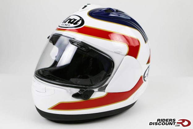 Arai Corsair-X Spencer 30th Anniversary Helmet