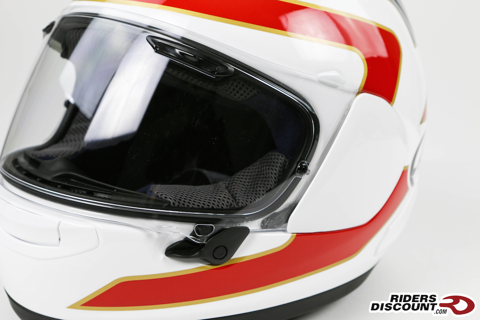 Arai Corsair-X Spencer 30th Anniversary Helmet - Click Image to Purchase - MSRP $969.95