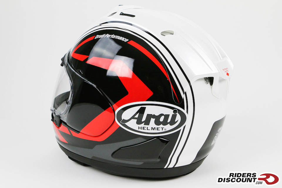 Arai Corsair-X Black Statement Helmet - Click Image to Purchase