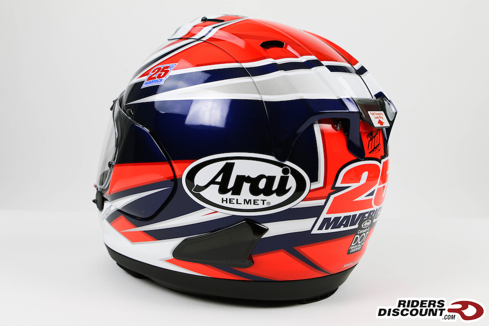 Arai Corsair-X Vinales Replica - Click Image to Purchase
