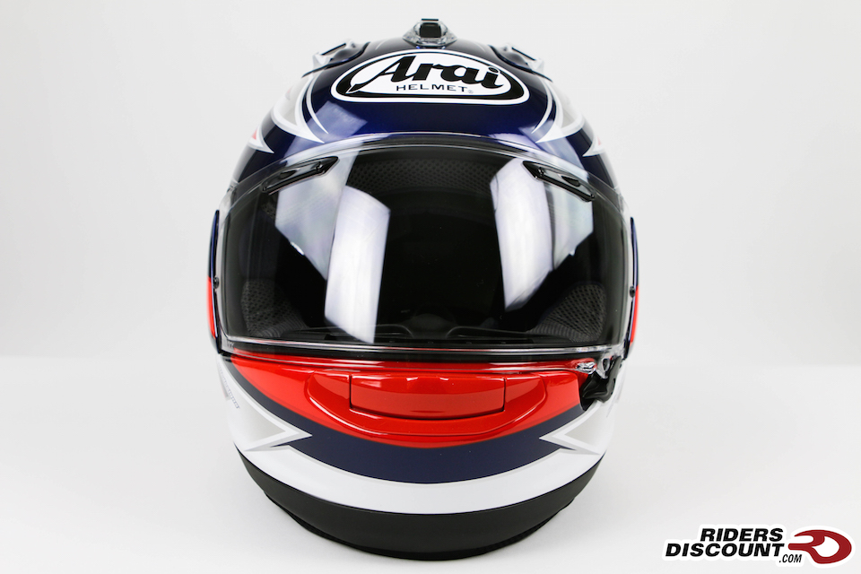 Arai Corsair-X Vinales Replica  - Click Image to Purchase - MSRP $969.95