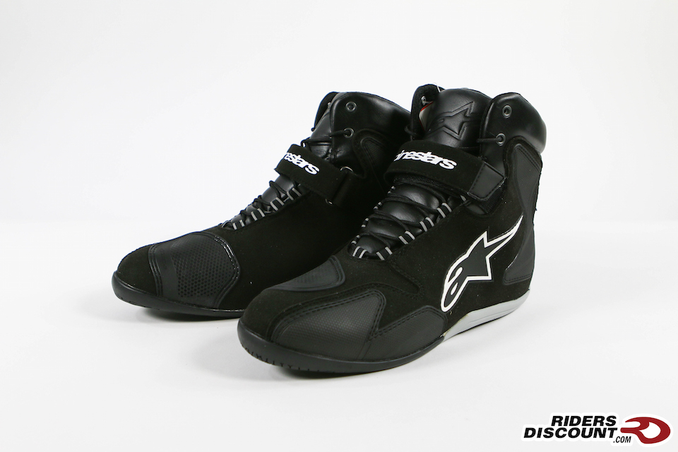 Alpinestars Fastback Waterproof Riding Shoes - Click Image for More Information