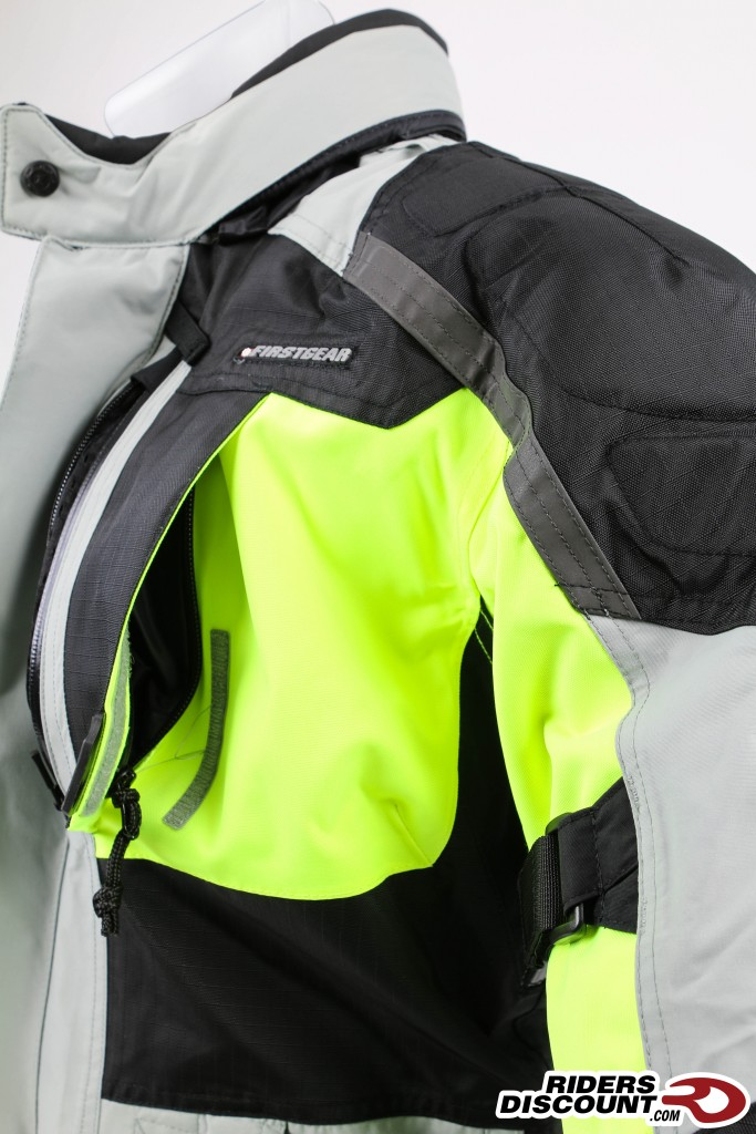 Firstgear Kathmandu Jacket - Click Image for More Info