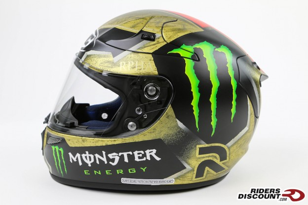 HJC RPHA 10 Pro Jorge Lorenzo Sparteon Replica Helmet