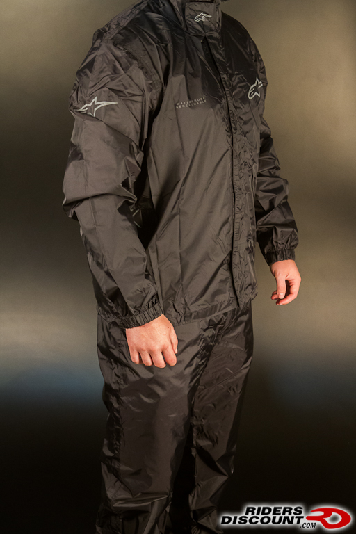 Alpinestars Quick Seal Out Two Piece Rainsuit - Click Image for More Information