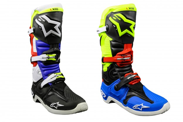 Alpinestars Barcia Tech 10 LE & A1 Tech 10 Boots