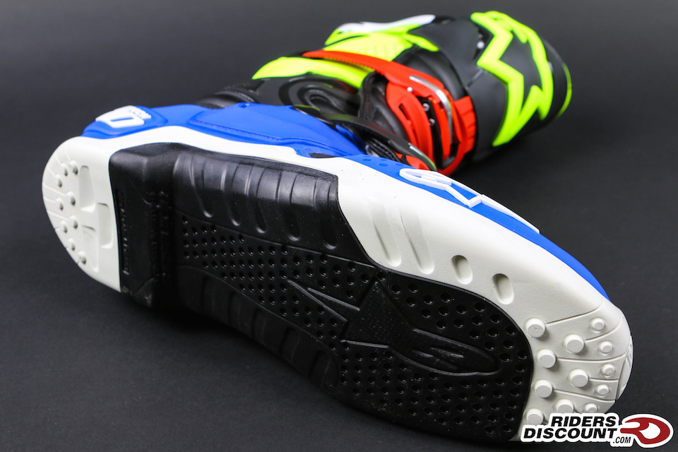Alpinestars Tech 10 LE Justin Barcia Boots - Click Image To Purchase
