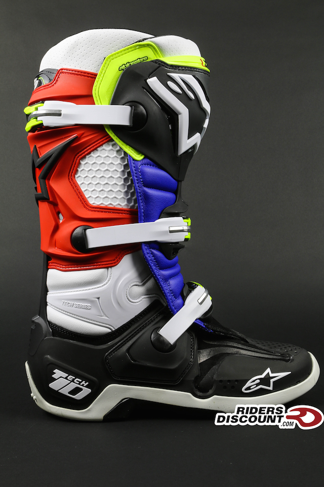 Alpinestars Tech 10 LE Justin Barcia Boots - Click Image To Purchase - MSRP $599.95