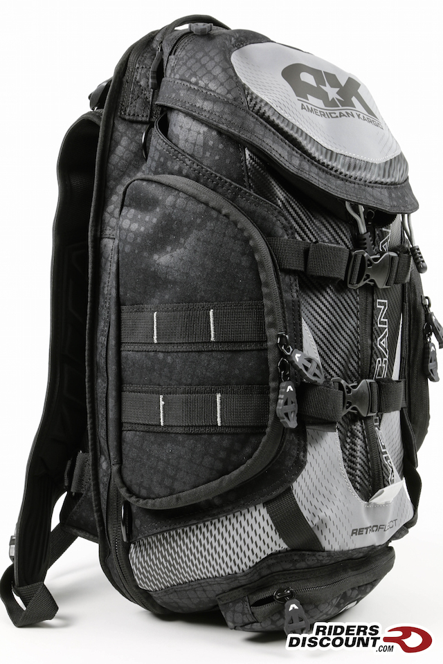 American Kargo Trooper Backpack - Click Image For More Info - MSRP $180.00