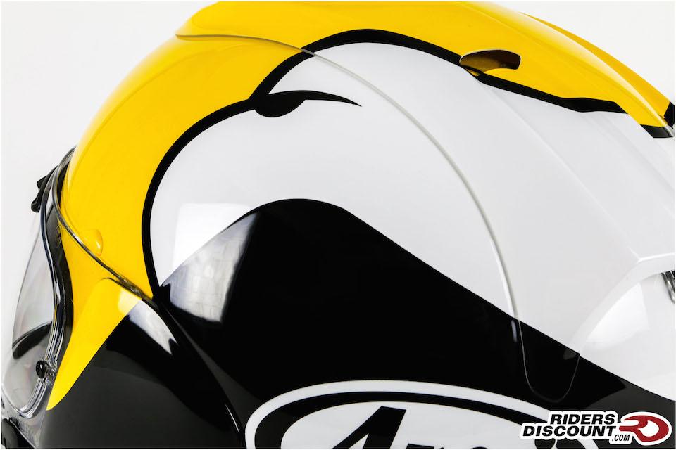 Arai Corsair-X KR-1 Helmet - Click Image To Order