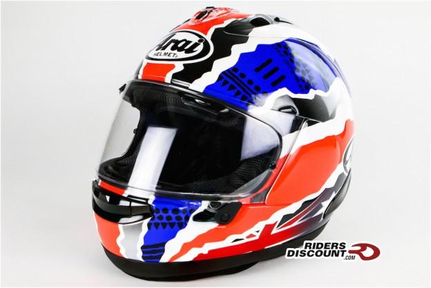 Arai Corsair-X Doohan Star-2 Helmet