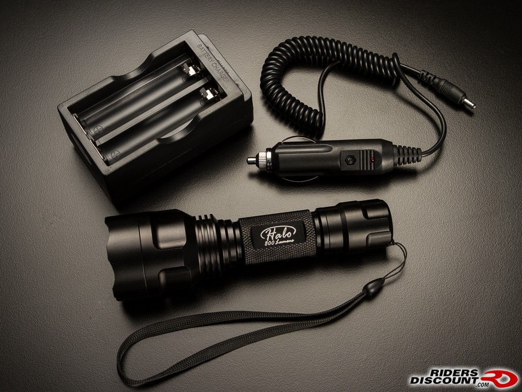 RI-800H Flashlight