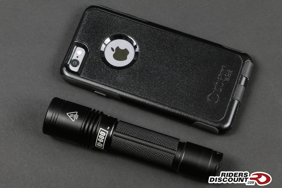 RI-600 Flashlight