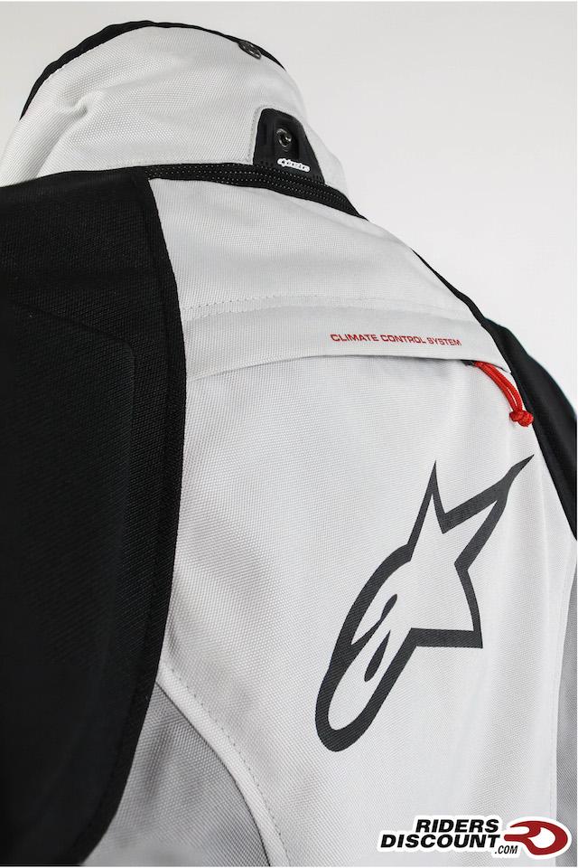 Alpinestars Bogota Drystar Jacket - Click Image For More Info