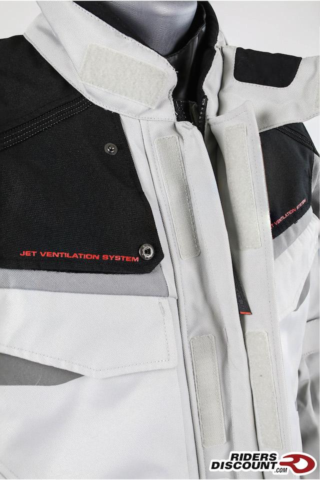Alpinestars Bogota Drystar Jacket - Click Image For More Info - MSRP $